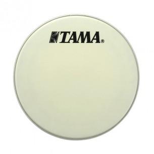 """CT18BMSV - peau de résonnance blanche 18"""" logo Tama"""