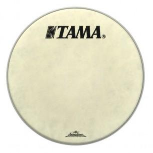 """FB22BMFS - peau de résonnance blanche 22"""" Fibre - logo Tama Starclassic"""