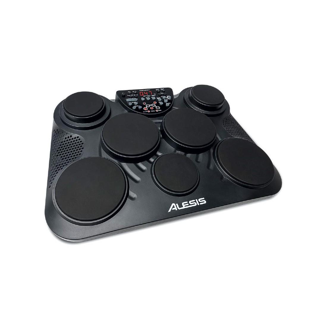 compact7 kit batterie lectronique compacte 7 pads. Black Bedroom Furniture Sets. Home Design Ideas