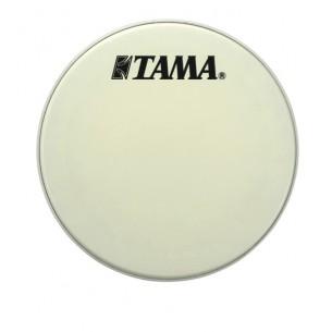 """CT20BMSV - peau de résonnance blanche 20"""" logo Tama"""