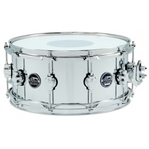 Caisse-claire Performance Chrome over Steel 14''x5,5 - Acier chromé