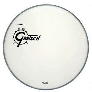 AMBASSADOR White Coated 18'' - Logo Noir Offset