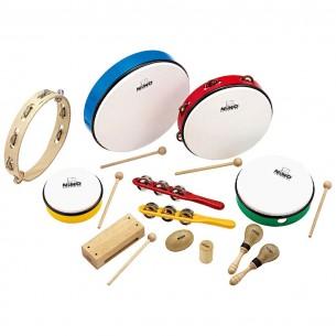 NINOSET012WB - Assortiments de 12 percussions