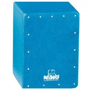 955B- Mini Shaker Cajon - Bleu