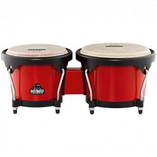 17RBK - Bongo Plus en ABS - Rouge/Noir