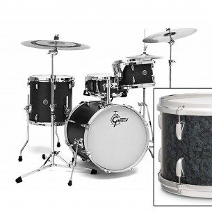 GB-J483-DBMP BROOKLYN 2016 3 fûts 18'' 12'' 14'' Deep Marine Black Pearl