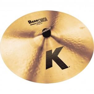"""K' 18"""" Dark Medium Thin Crash"""