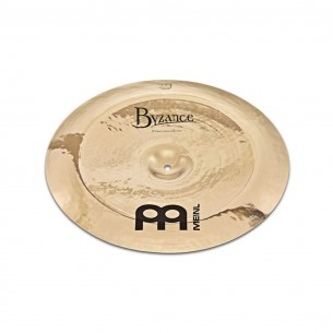 "BYZANCE Brillantes 18"" China - Heavy Hammered (martelage prononcé)"