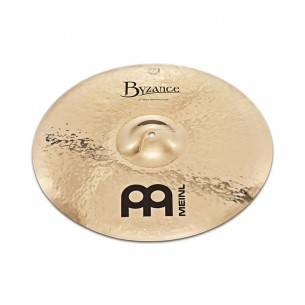 "BYZANCE Brillantes 20"" Heavy Hammered Crash (martelage prononcé)"