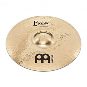 "BYZANCE Brillantes 22"" Heavy Hammered Ride (martelage prononcé)"