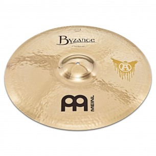 "BYZANCE Brillantes 24"" Pure Metal Ride"