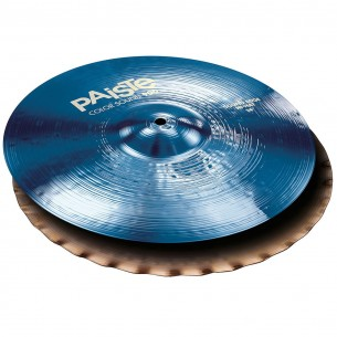 "900 Series Color Sound Bleu 14"" Sound Edge Hi-Hat"