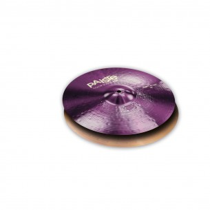 "900 Series Color Sound Purple 14"" Heavy Hi-Hat"