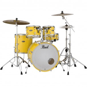 "DECADE MAPLE - 5-fûts Rock 22"" Solid Yellow - Pack D'accessoires inclus"