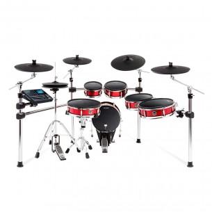 STRIKEPRO-KIT - Batterie électronique Strike Pro 6 fûts acoustiques et 5 cymbales