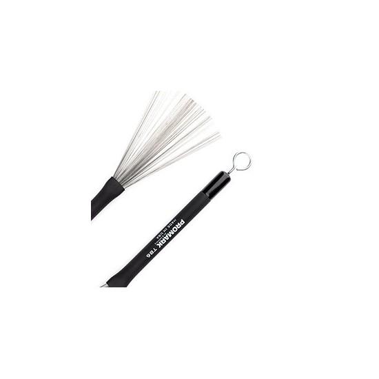 TEL WIRE BRUSH - Balais rétractables, brin métal HEAVY