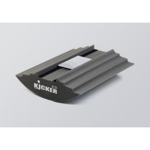 """The Kicker 2.0 22""""x18"""" - Muffle pour grosse-caisse avec insert pour stand micro"""