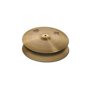 "2002 14"" Medium Hi-Hats"