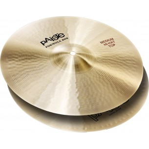 "FORMULA 602 15"" Medium Hi-hat"
