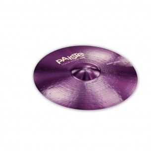"900 Series Color Sound Purple 18"" Heavy Crash"