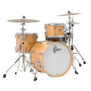 "GB-R443-SN BROOKLYN 2016- 3 fûts 24"" 13"" 16"" Satin Natural"
