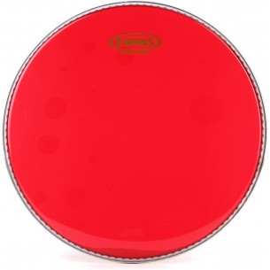 HYDRAULIC Transparente Rouge 12""