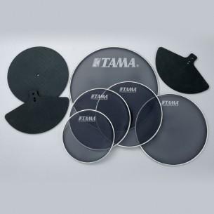 """SPP522C - Set peaux entrainement mesh 12""""/13""""/14""""/16""""/22"""" + sourdines 14""""/16""""/20"""""""