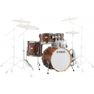 "Tour Custom TMP0F4 CHS - 4 fûts Fusion 20"" Chocolate Satin"