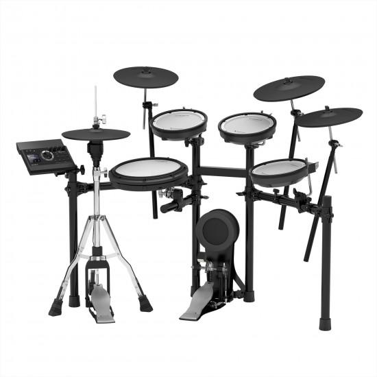 TD-17KVX Batterie électronique V-Drum - pads 100% mesh, charley VH-10 et cymbales premium