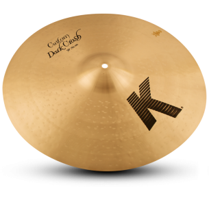 "K' CUSTOM 20"" Dark Crash"