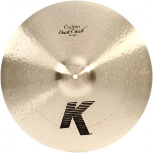 "K' CUSTOM 19"" Dark Crash"