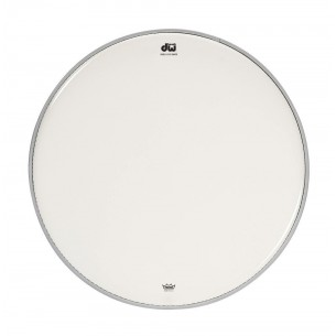 "Peau Tom Double A blanc lisse 12"" DRDHAW12"