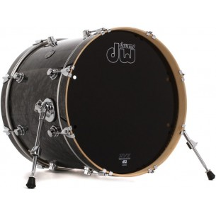 Grosse caisse Performance Black Diamond 24x18""