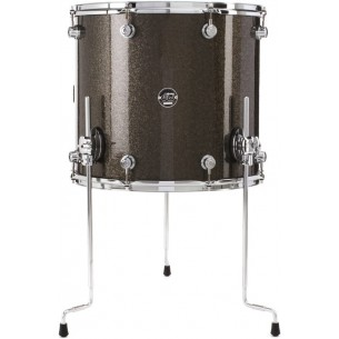 Floor-tom Performance Pewter Sparkle 16x14""