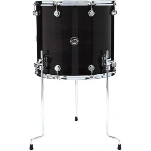 Floor-tom Performance Lacquer Ebony Stain 14x12""