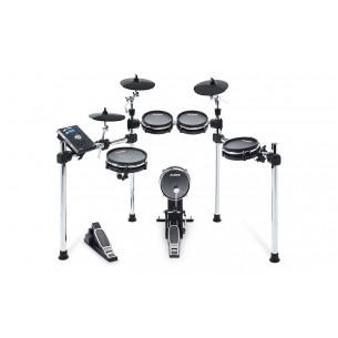 COMMAND MESH KIT - Batterie électronique avec 5 pads mesh et 3 cymbales