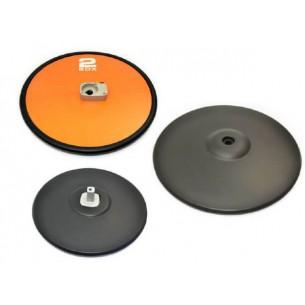 "DrumIt Five Cymbal Set - 1 cymbale hi-hat de 12"" - 2 cymbales 14"""