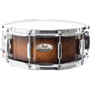 """STS1455SC-314 - Caisse claire 14 x 5,5"""" gloss barnwood brown"""