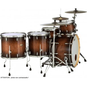 """STS943XPC-314 - STS 4F ROCK 24"""" GLOSS BARNWOOD BROWN"""