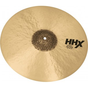 "11706XCN - HHX 17"" COMPLEX THIN CRASH"