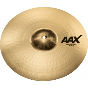 "21608XCB - 16"" MEDIUM CRASH AAX BRILLANT"