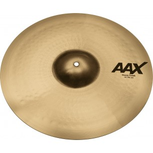"21809XCB - 18"" HEAVY CRASH BRGHT AAX"