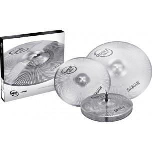 """QTPC503 - Pack de cymbales Quiet Tone 14""""-16""""-20"""""""