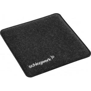 SP70BLK - SP70BLK Pad en feutre noir