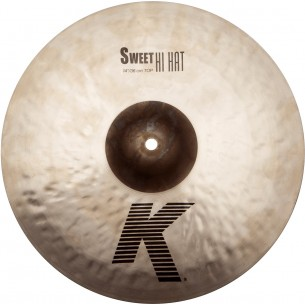 "K0721 - K 14"" sweet hi-hat - top"