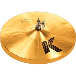 "K0813 - 14"" K ZILDJIAN HI HAT LIGHT TOP"