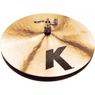"K0821 - K 13"" hi-hat top"