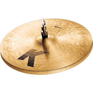 "K0824 - 14"" K ZILDJIAN HI HAT TOP"