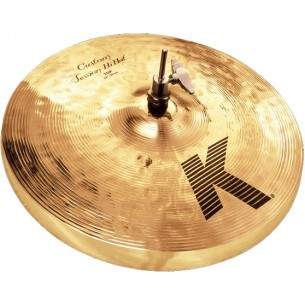 "K0995 - K Custom 14"" session hi-hat bottom"
