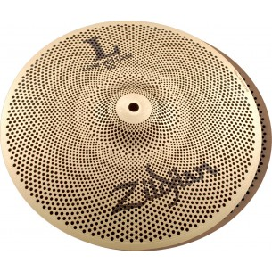 "LV8013HP-S - 13"" Low Volume L80 HiHat Paire"